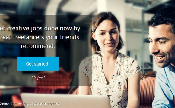 Coworks Find Freelance Jobs