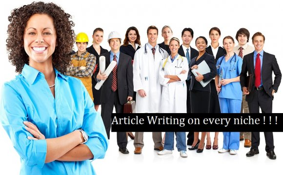 Article writing in Jaipur