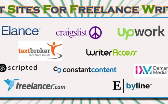 Best Sites for Freelance Writers