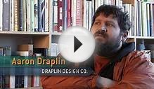 Aaron Draplin: Advice for the Young Graphic Designer