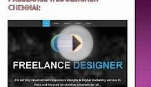 Freelance Web Designer Chennai, Freelance Web Developer
