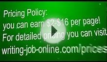 Freelance Writing Jobs [the fastest video on the net]