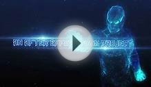 Holographic Presentation (videohive template) HD