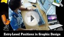 How to Find an Entry Level Position in Graphic Design