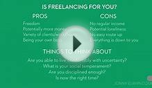 How to Start a Freelance Career in Editing PROMO