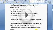 How to Write a Perfect Cover Letter for Odesk Jobs