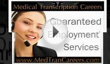 Medical Transcription Jobs At Home