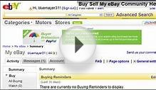 Preparing an invoice for your buyer on ebay
